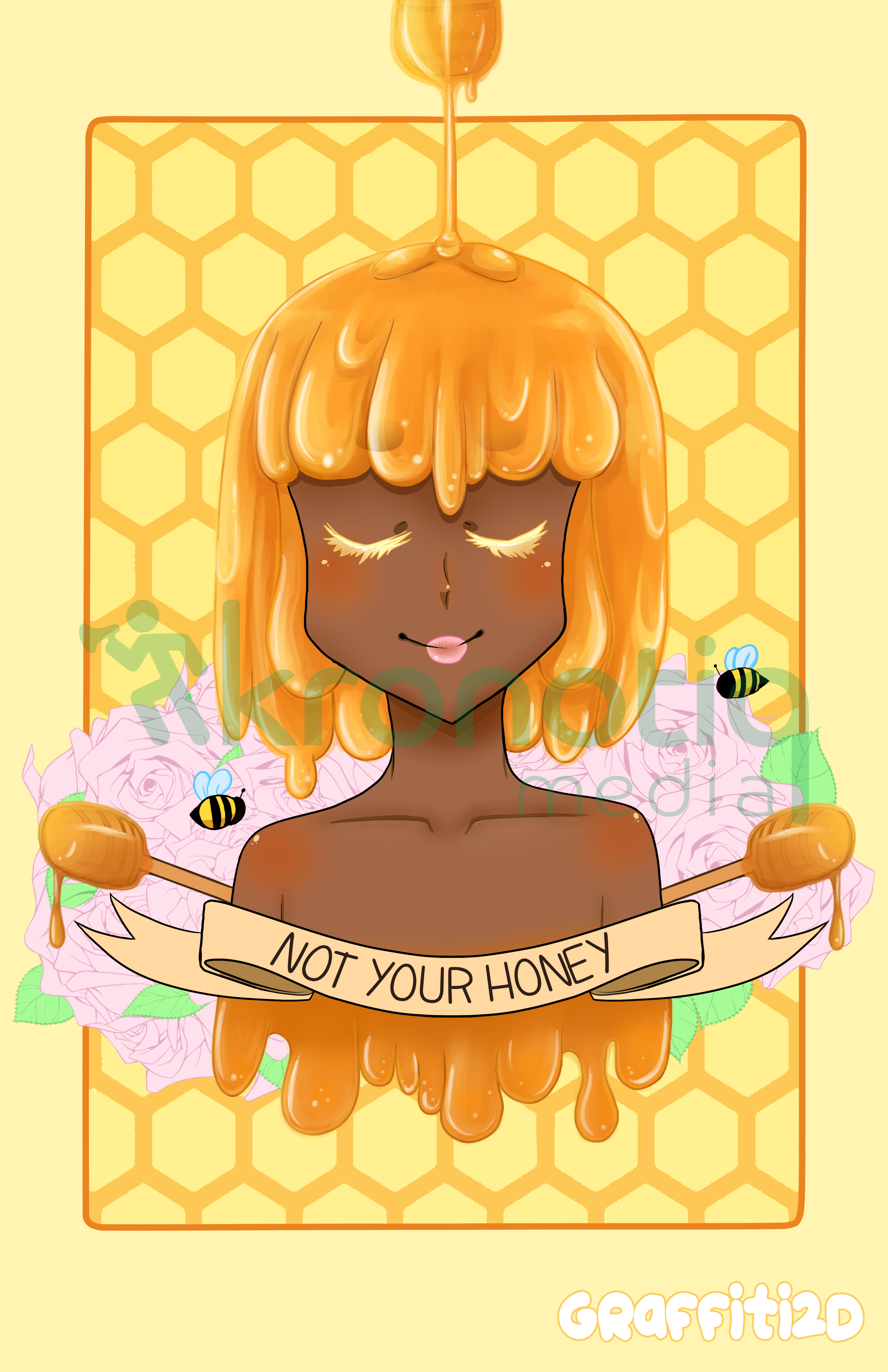 Not Your Honey by Graffiti2D