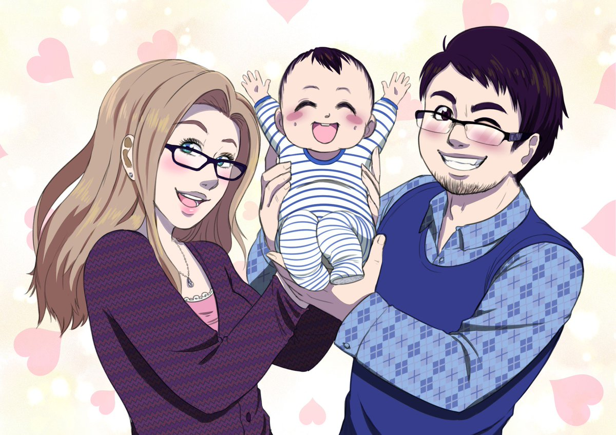 Family Portrait by Onikama